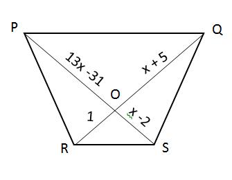 CAT Questions - Geometry Questions: Triangles, 2IIM CAT 2019