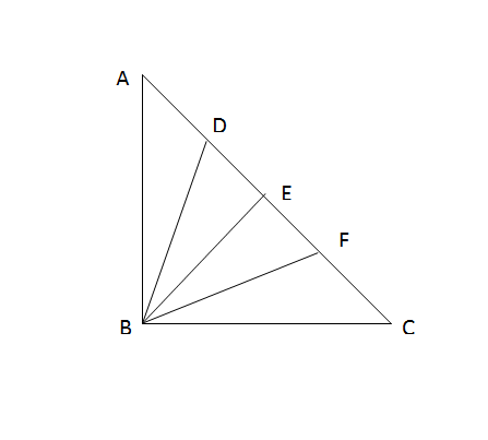 CAT Questions - Geometry Questions: Triangles, 2IIM CAT 2019